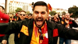 Video Scariest Match We've Ever Seen | Benfica v Galatasaray | UCL Away Days | Nissan & Copa90 MP3, 3GP, MP4, WEBM, AVI, FLV Juni 2018
