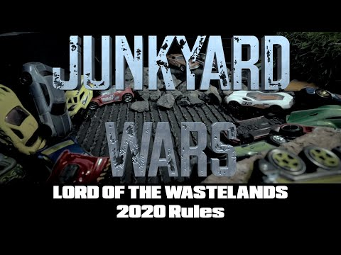 Junkyard Wars   LORD OF THE WASTELANDS 2020 Rules