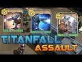 Titanfall Assault Support Cards Placement Tips Strategy