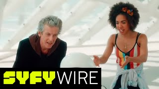 Pearl Mackie (Bill) and Michelle Gomez (Missy) reflect back on Season 10, discuss what happened with Bill in the finale and ...