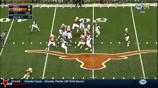 Paul Dawson vs Texas (2014)