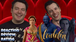 Aladdin - Special Look Reaction/Review/Rating