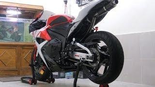 11. Honda CBR600RR 2012, Full Rpm, Fire Exhauts,(istimewa)