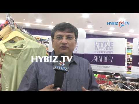 , Suleman Hirani-Shahbeez Fashion Abids