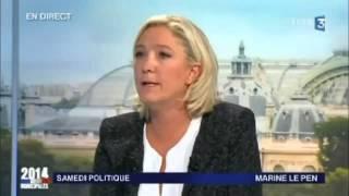 Euh nique ta mère (Marine Le Pen)