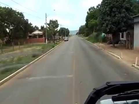 Atravessando Brejinho de Nazaré TO