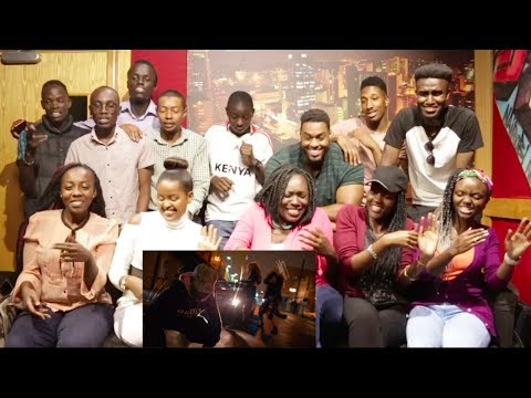 Octopizzo - #TBT (REACTION VIDEO) W/ @Amina_Kenya @itssoulo