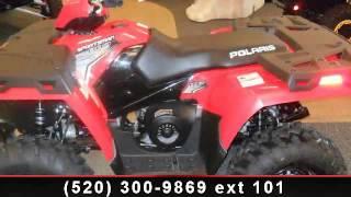 8. 2012 Polaris Sportsman 800 EFI - RideNow Powersports Tucson