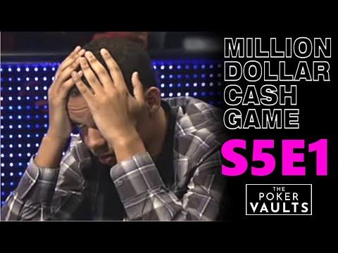Million Dollar Cash Game S5E1 FULL EPISODE Poker Show