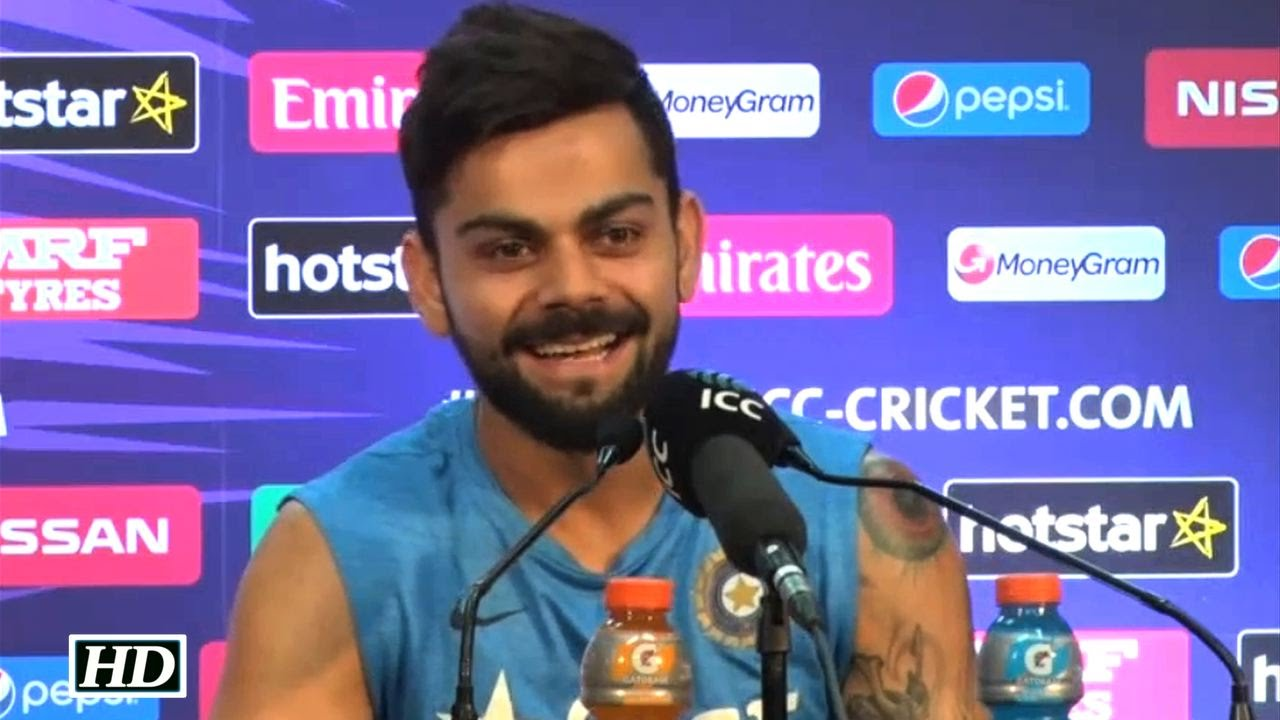 Virat Kohli's Must Watch Reply On His Cricket Journey So Far