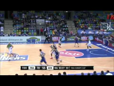2015-16 FIBA Europe Cup highlights