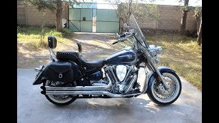 9. Yamaha Road Star 1700cc Silverado - 07