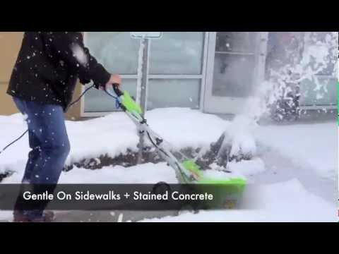 """, title : 'Greenworks 26032 20"""" Corded Snow Thrower Review'"""