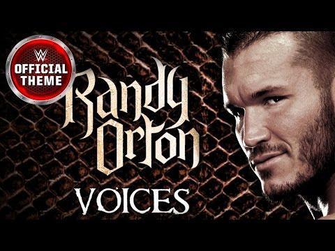 Randy Orton - Voices (Entrance Theme) feat. Rev Theory (видео)