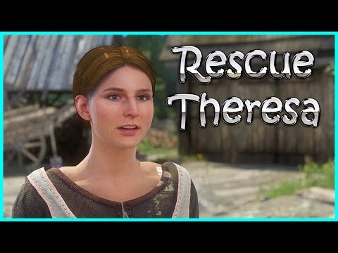 Henry Rescues Theresa - Kingdom Come Deliverance - Good Choice