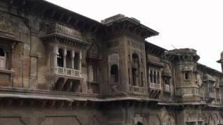 Morbi India  city photos : The Mani Mandir palace (Morbi - Gujarat - India)