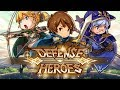 Defense Heroes Gameplay by Oriented Games Ios Android N