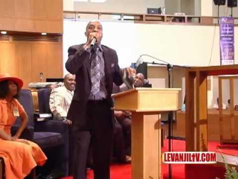 Evangelist Pierre Andre Laurent Preaching Live In Philadelphia 11th Annual Crusade