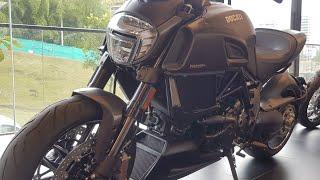 5. Ducati Diavel Carbon/Precio/Ficha Técnica|Specs/Price