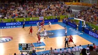 Highlights Italy-Turkey EuroBasket 2013