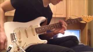 Royal Blood - Figure it Out (Guitar Cover)