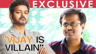 Video Vijay Was Little Worried about doing Sarkar - A R Murugadoss Reveals | Exclusive Audio Interview MP3, 3GP, MP4, WEBM, AVI, FLV Oktober 2018