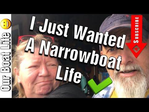 Quotes about happiness - 009 Narrowboat Life... I Just Wanted A Narrowboat In My Life. Thats All....