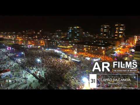 Reveillon Capão da Canoa vídeo drone AR.films