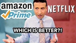 Video NEW AMAZING PRIME PRICING! ► Amazon Prime Video vs Netflix MP3, 3GP, MP4, WEBM, AVI, FLV Oktober 2018