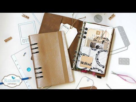 Planner Essentials From Elizabeth Craft Designs Watch Video Online