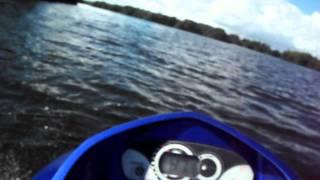 9. Yamaha Wave Runner VX 1100 2009 Problemas con el aceite