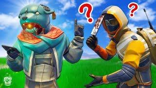 *SECRET* MURDER MYSTERY Custom Gamemode in Fortnite Battle Royale!
