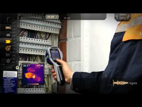 FLIR i7 Wärmebildkamera - neu auf www.pkelektronik.com