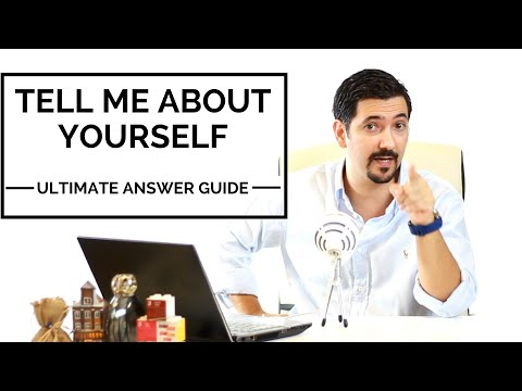 Tell Me About Yourself - Learn This #1 Trick To Impress Hiring Managers ✓