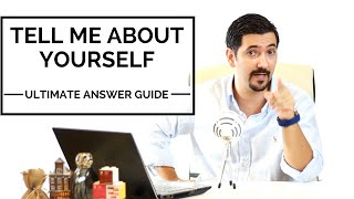 Download Video Tell Me About Yourself - Learn This #1 Trick To Impress Hiring Managers ✓ MP3 3GP MP4