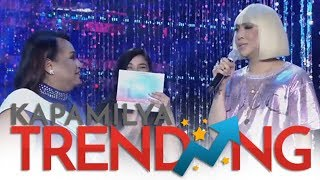 Video Vice Ganda, nakahanap ng katapat sa Miss Q & A! MP3, 3GP, MP4, WEBM, AVI, FLV Oktober 2018