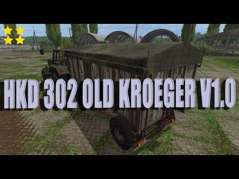 HKD 302 old Kroeger v1.0