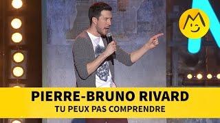 Pierre Bruno Rivard - Tu peux pas comprendreYoutube : https://www.youtube.com/user/FestivalDuRireTVFacebook : https://www.facebook.com/Montreux.Comedy.FestivalTwitter : https://twitter.com/MontreuxComedyVine : https://vine.co/MontreuxComedyInstagram : https://instagram.com/montreuxcomedy/