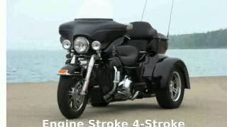 1. 2010 Harley-Davidson Trike Tri Glide Ultra Classic - Info, Specs