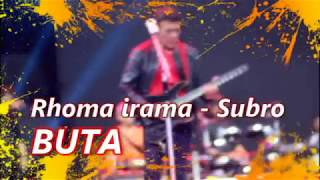 lagu buta rhoma irama ft subro
