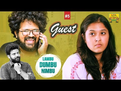 Lambu Dumbu Nimbu - GUEST - Epsiode #5 || New Comedy Web Series || Lol Ok Please