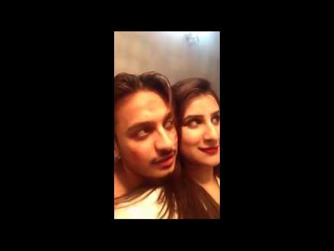 pakistani beautiful girl kissing with BF || leaked video of pakistani couple || video from my phone