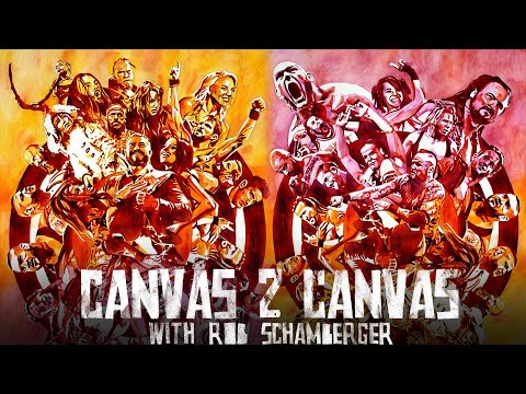 NXT's refreshed roster takes over the canvas: WWE Canvas 2 Canvas