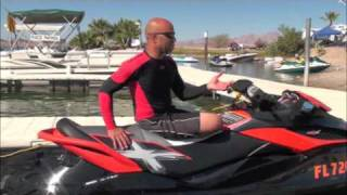 2. RIDE REPORTS - Sea-Doo RXT-X 260 with VIPS
