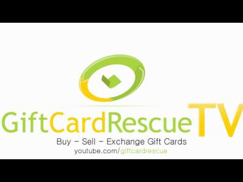 sell gift cards - Sell Gift Cards for Cash at http://giftcardrescue.com You can also exchange gift cards in for Amazon.com credit.