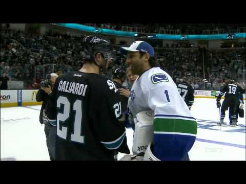 Canucks - The refs played too much of a roll in determining the winner of each game. It's sad the season had to end this way for sure. See you Canucks fans next season...