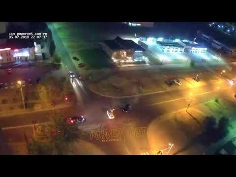 ДТП в Волжске на улице Мира