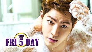 Video Top 5 Korean Drama Romantic Comedy 2017 MP3, 3GP, MP4, WEBM, AVI, FLV April 2018
