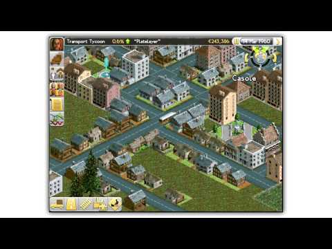Video of Transport Tycoon