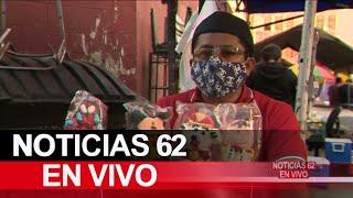 Vendedor ambulante sale adelante en medio de la pandemia – Noticias 62 - Thumbnail